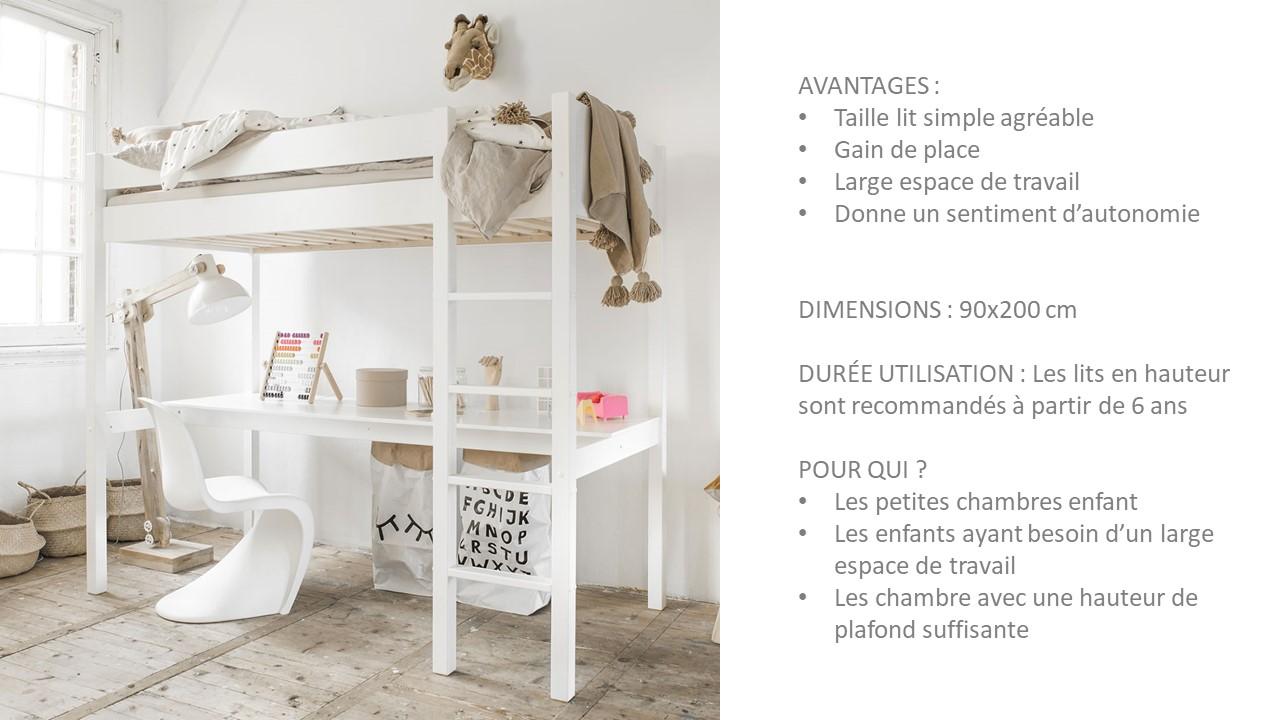 lit mezzanine petite amélie