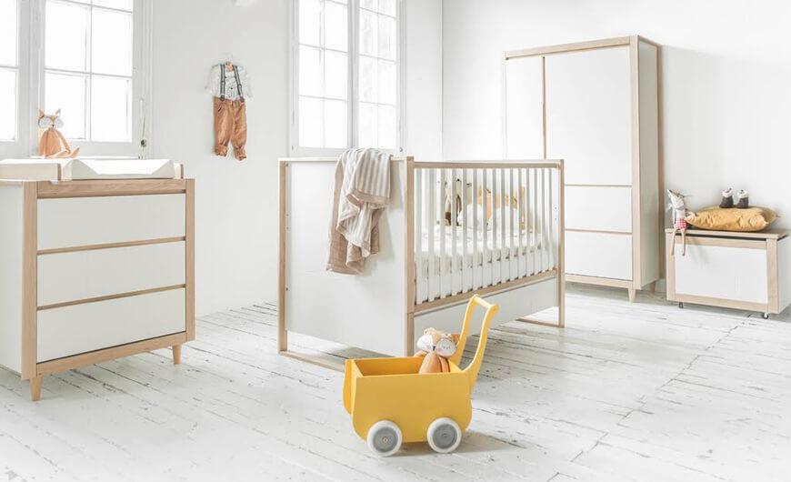 Couverture chambre bébé