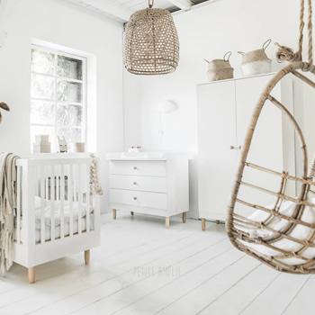 Découvrez nos lits bébé évolutif 70x140 cm