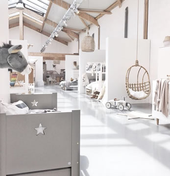 concept store La Garenne colombes