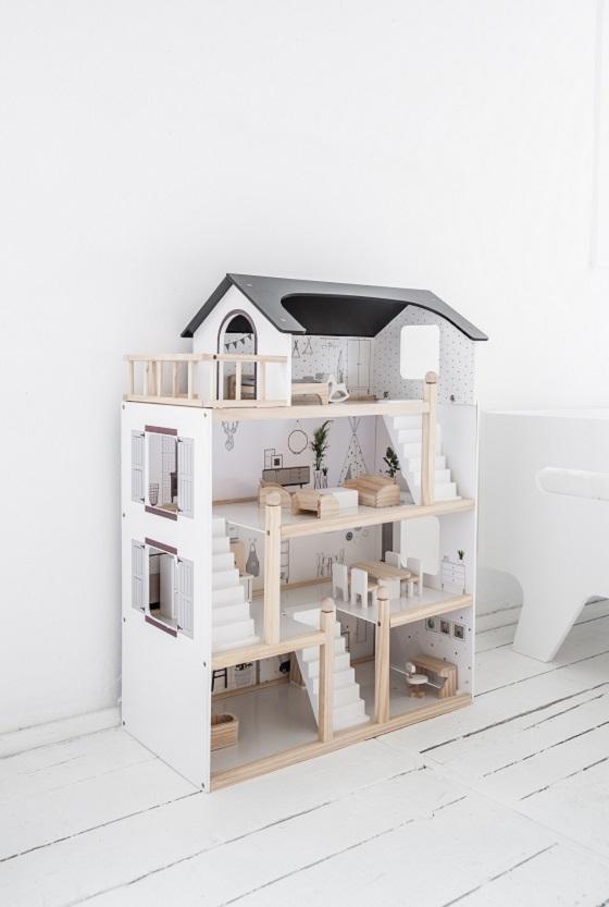 Maison de poupée bois Petite Amélie
