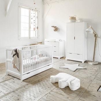 Découvrez notre chambre bébé Céleste