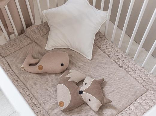parc bébé bois par Petite Amélie