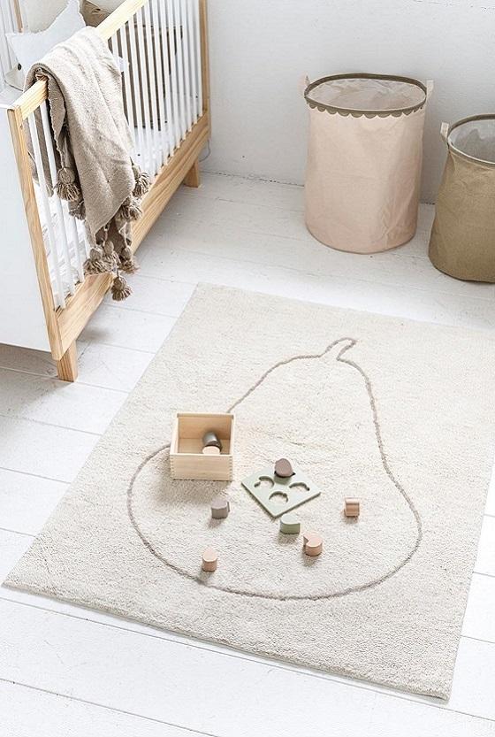 Découvrez les tapis lavables pour chambre bébé Petite Amélie