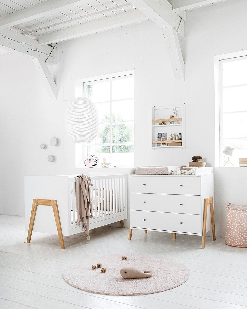 chambre bébé Brise blanc bois Petite Amélie