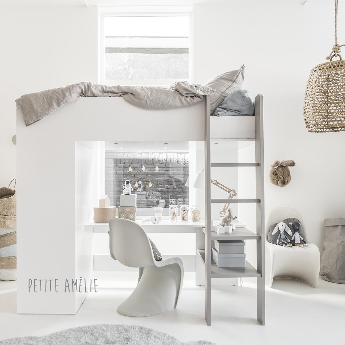 Aménagement Mezzanine Petit Espace les différents lits enfant mezzanine