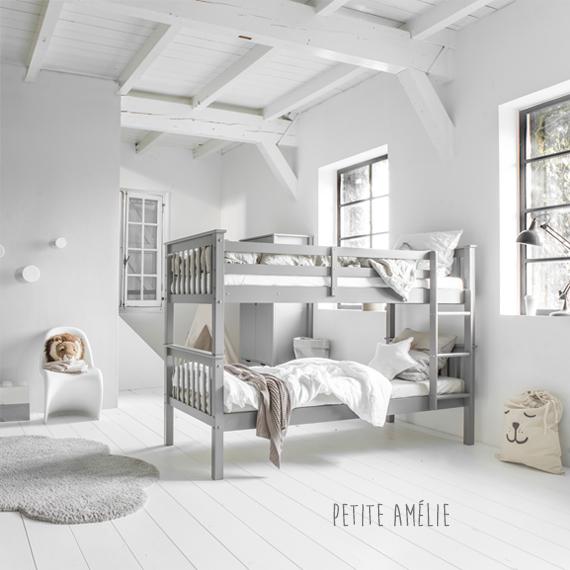 lits superposés Jumeaux Petite Amélie