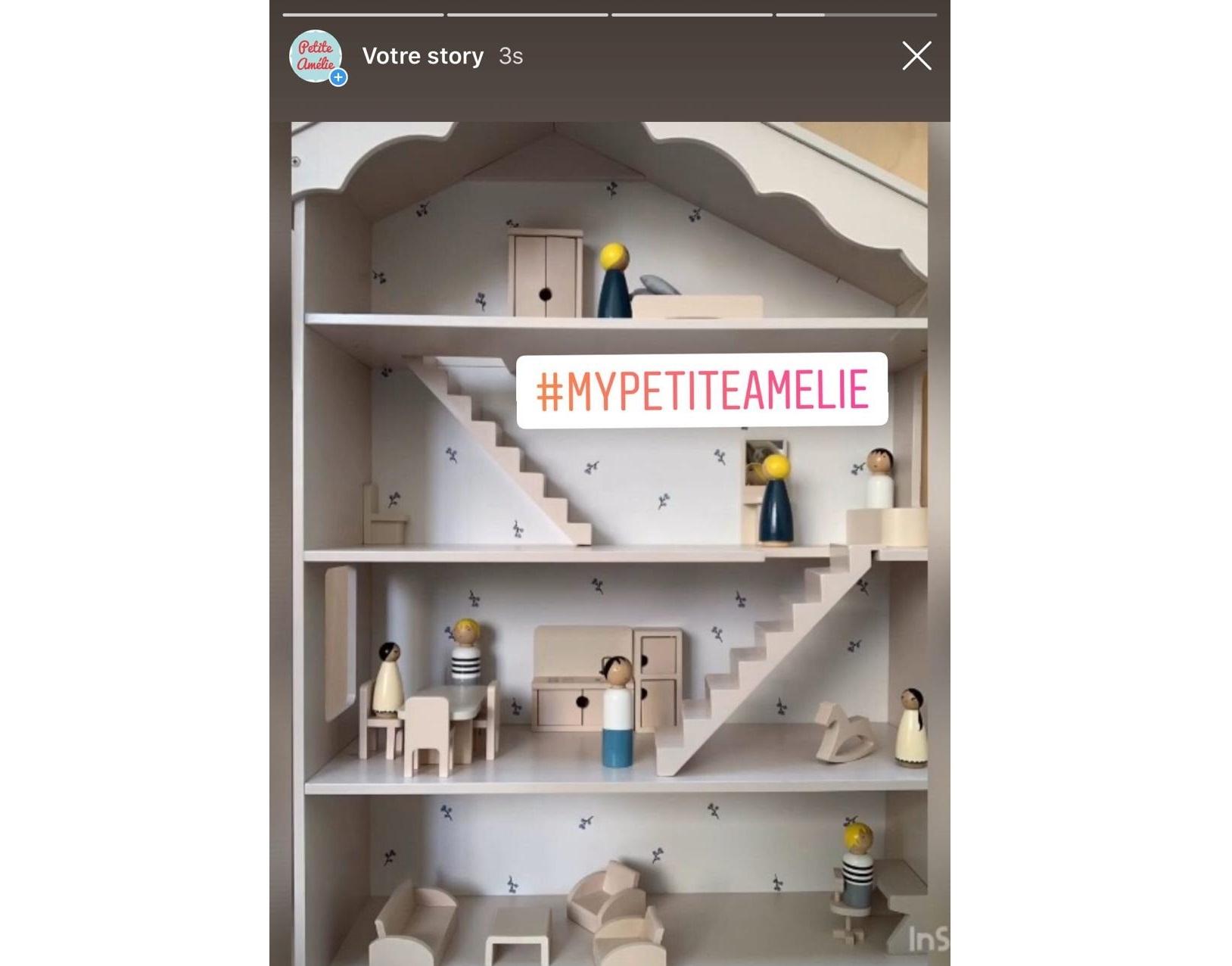 Crée votre animation avec maison Petite Amélie