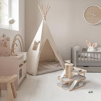 Chambre enfant unique par Petite Amélie
