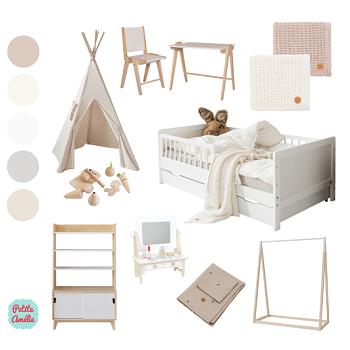 Créer votre chambre enfant avec Petite Amélie