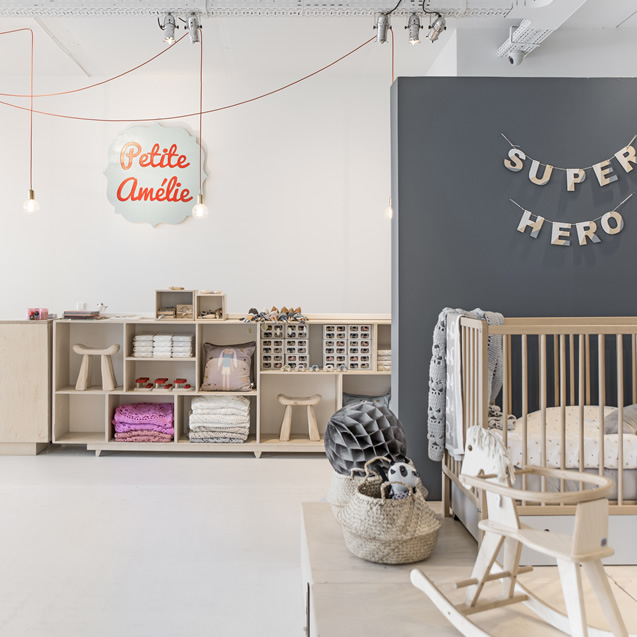 Zijn alle meubels en accessoires te zien in de concept store?