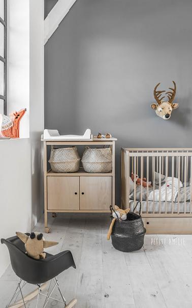 Quelle couleur de mur pour ma chambre enfant ?