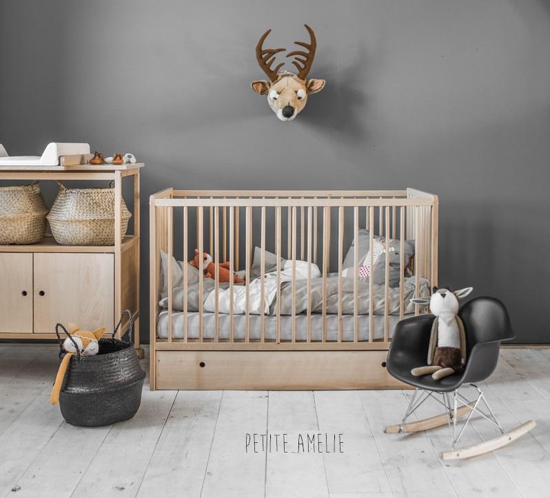 """chambre bébé """"vintage"""" par Petite Amélie"""