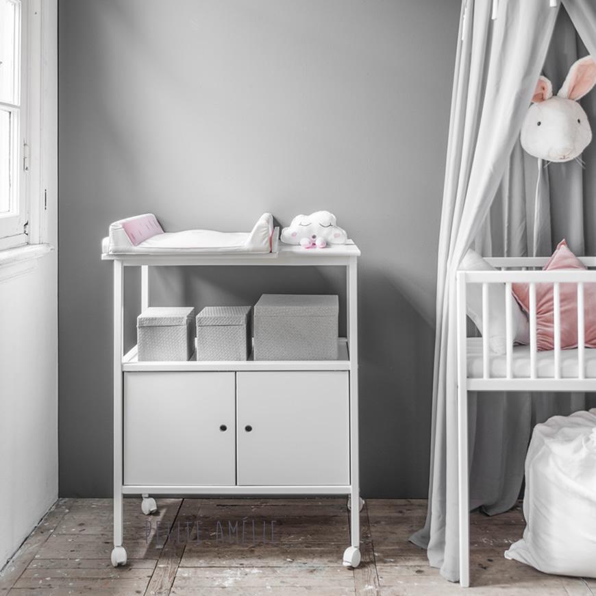 Design & originalité avec la chambre bébé Vintage par Petite Amélie